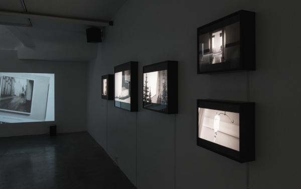Exhibition view, Hobusepea Gallery, 2017