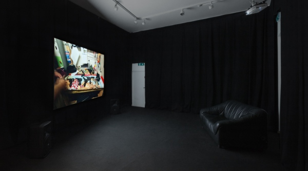 Exhibition view, Tartu Art Museum, 2018